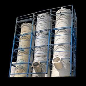 ساخت کولینگ تاور(برج خنک کننده)